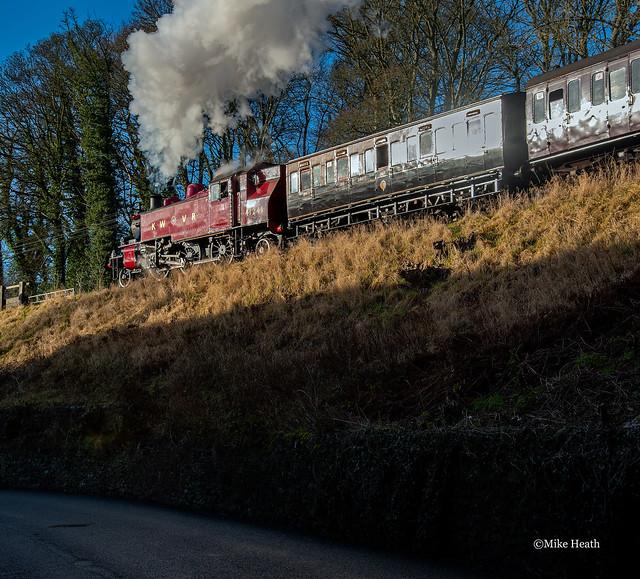 41241 - Keighley & Worth Valley Railway - 24 December 2020