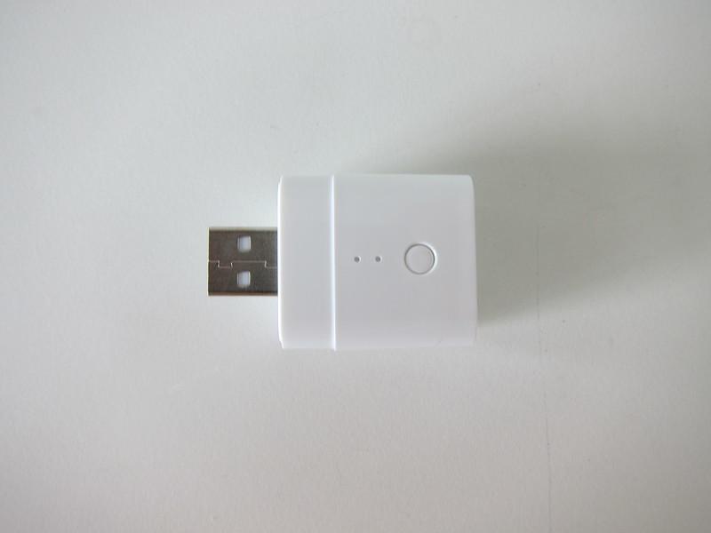 Sonoff Micro USB Smart Adaptor - Side