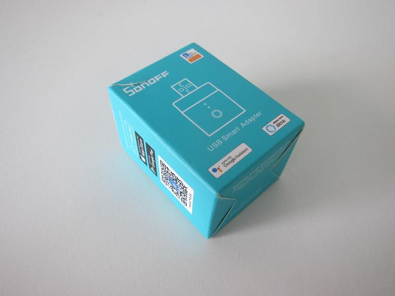 Sonoff Micro USB Smart Adaptor - Box