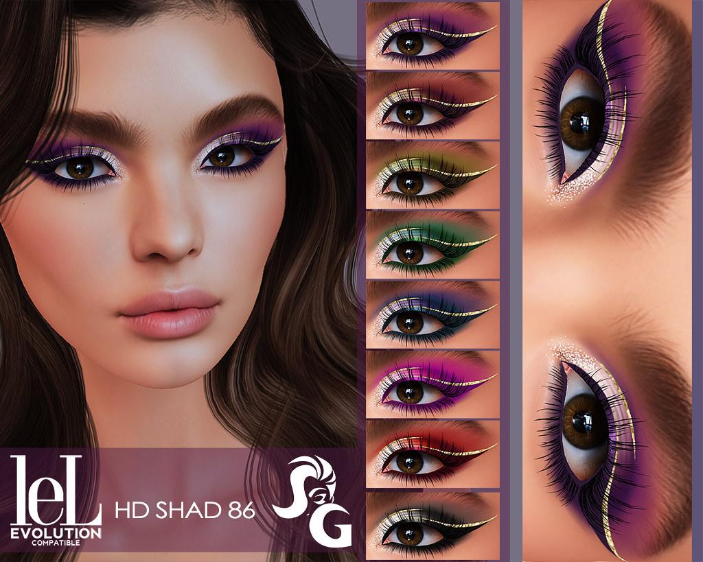 LeL Evolution HD Shadow 86