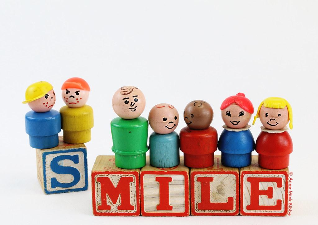 THE WORD SMILE || SMILE ON SATURDAY