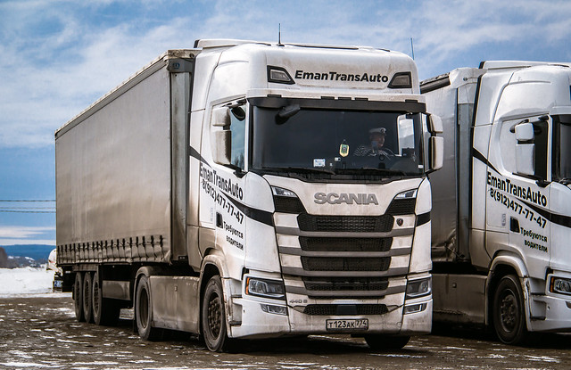 Scania 440S