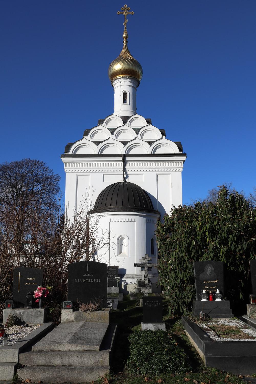 Russisch-orthodoxe Lazaruskirche