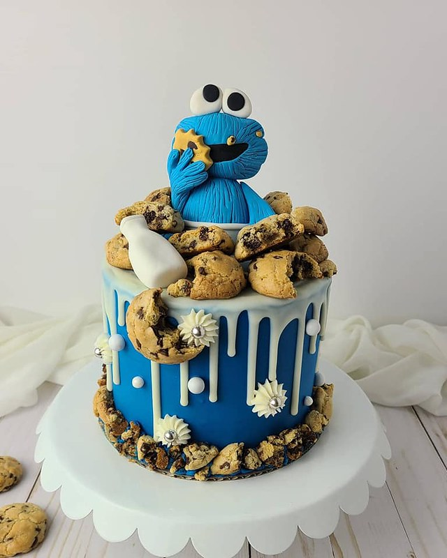 Cake by Sweet October Cake Company