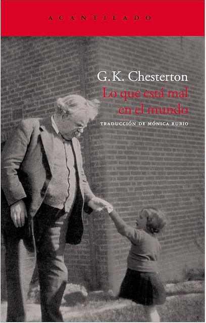 La niña del pelo rojo, una revolución pendiente que Chesterton propuso en 1910
