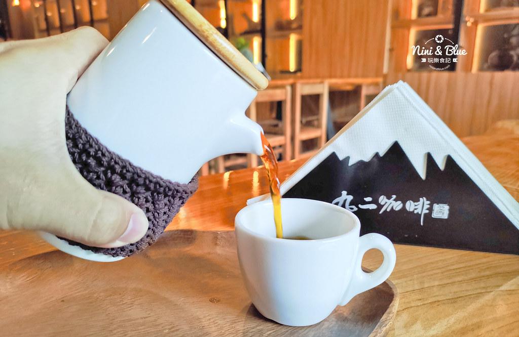 九二咖啡故事館.國姓咖啡26