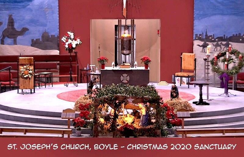 St Joseph's Christmas 2020