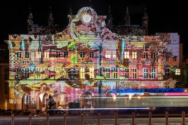 Lichtwoche Rostock 2020