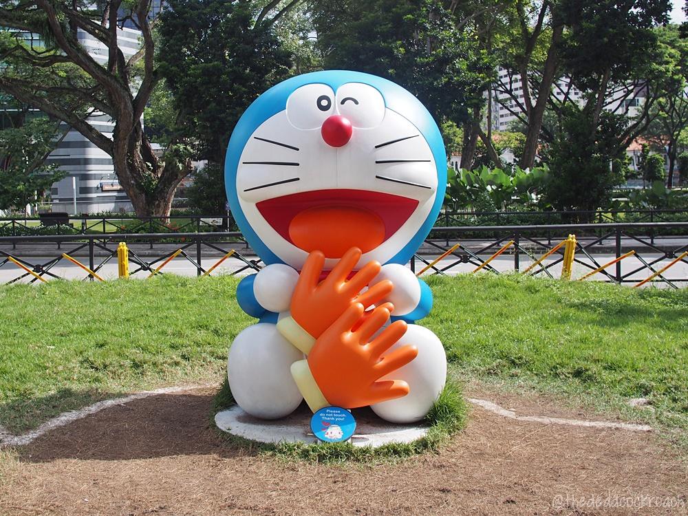national museum of singapore,doraemon's time travelling adventures in singapore,singapore,doraemon,fujiko fujio,ドラえもん,小夫我要进来了,