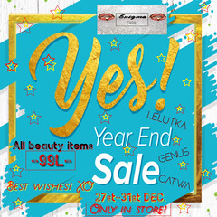 End of year SALE☃️❄️🎆🎁🎊