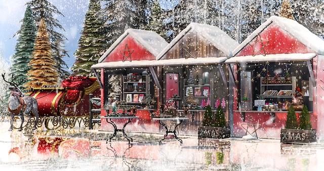 Look 1514 - Weihnachtsmarkt