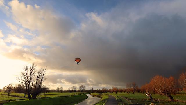 Storm is coming - Stekene - Belgium