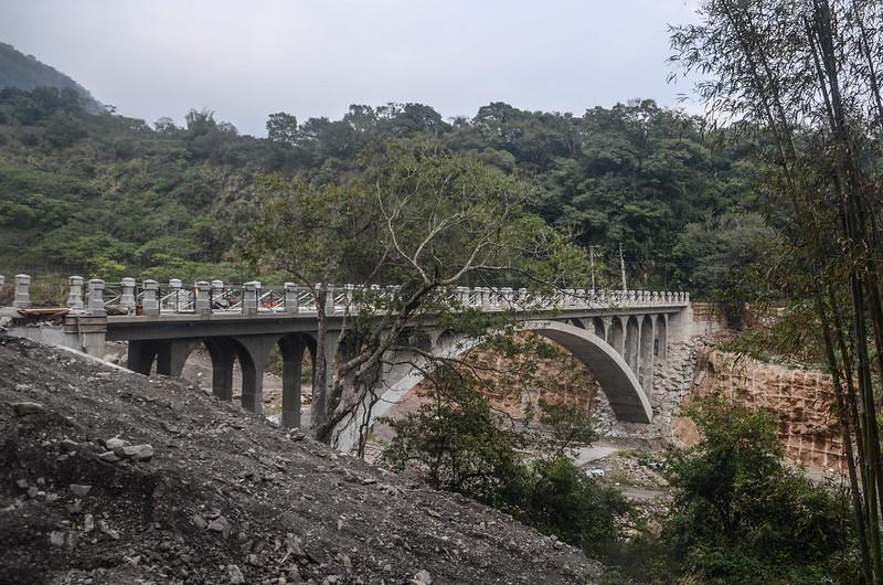 少年溪新建橋樑工程