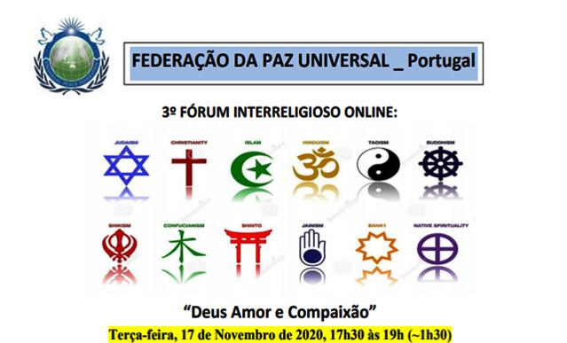 Portugal-2020-11-17-Forum Focuses on a Compassionate God