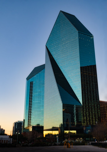 dallas texas building skyscraper downtown city skyline