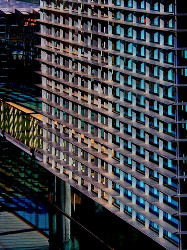 Colorful Abstract Architecture