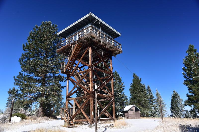 Fivemile Butte Lookout