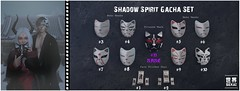 +SEKAI+ SHADOW SPIRIT GACHA SET - NEW - OKINAWA NEW YEAR FESTIVAL