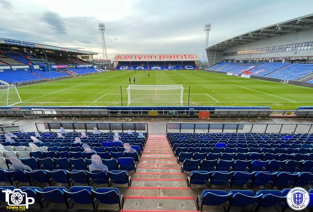 Oldham Athletic 1-2 Harrogate Town