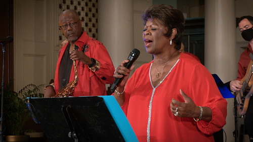 Irma Thomas for French Quarter Fest's Holidays New Orleans Style Virtual Concert Series 2020