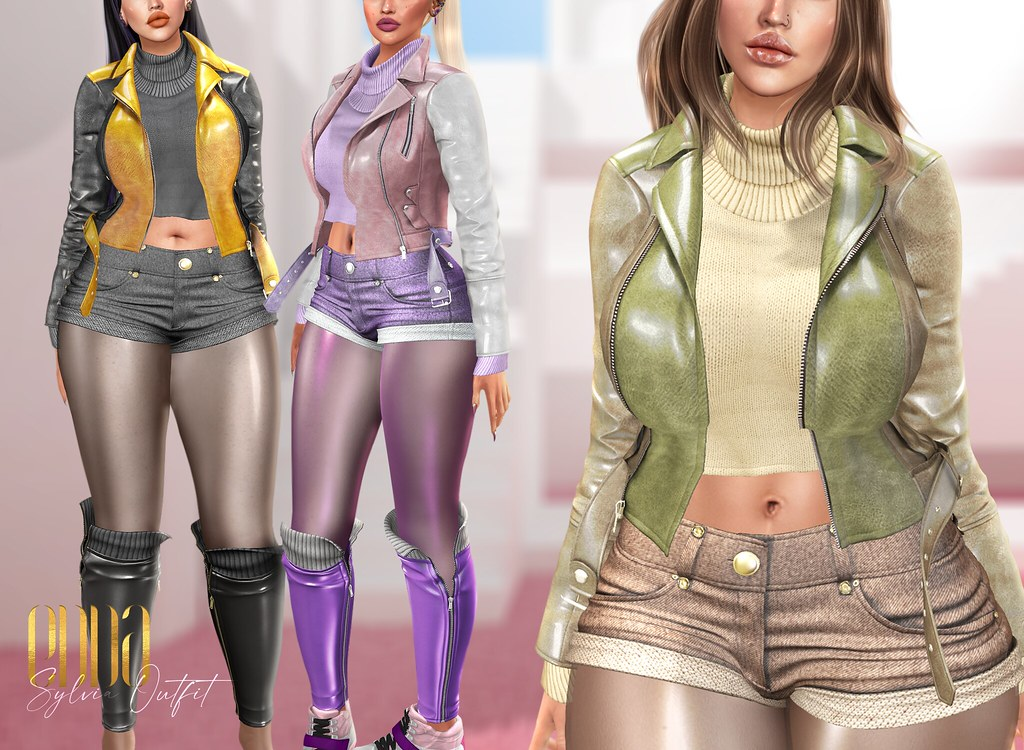 New Release@Sylvia Outfit