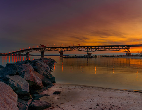 colemanbridge virginia sunrise reflections yorktown