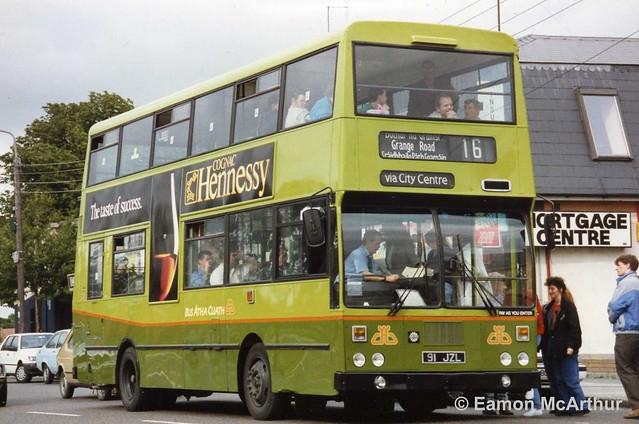 Dublin Bus KD91 (91JZL).