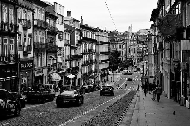 Rua dos Clérigos (Clérigos street)
