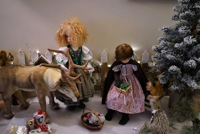 Christmas display 2020