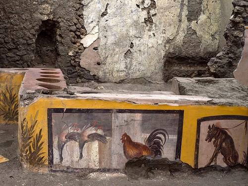 ROMA ARCHEOLOGIA E RESTAURO ARCHITETTURA: Pompeii - The new discovered thermopolium & Alla ricerca dell'antica Stabiae. Continuano scavi e scoperte a Villa San Marco. Dr.  Massimo Osanna (26/12/2020). S.v., New York Times; The MiBACT (26/12/2020).