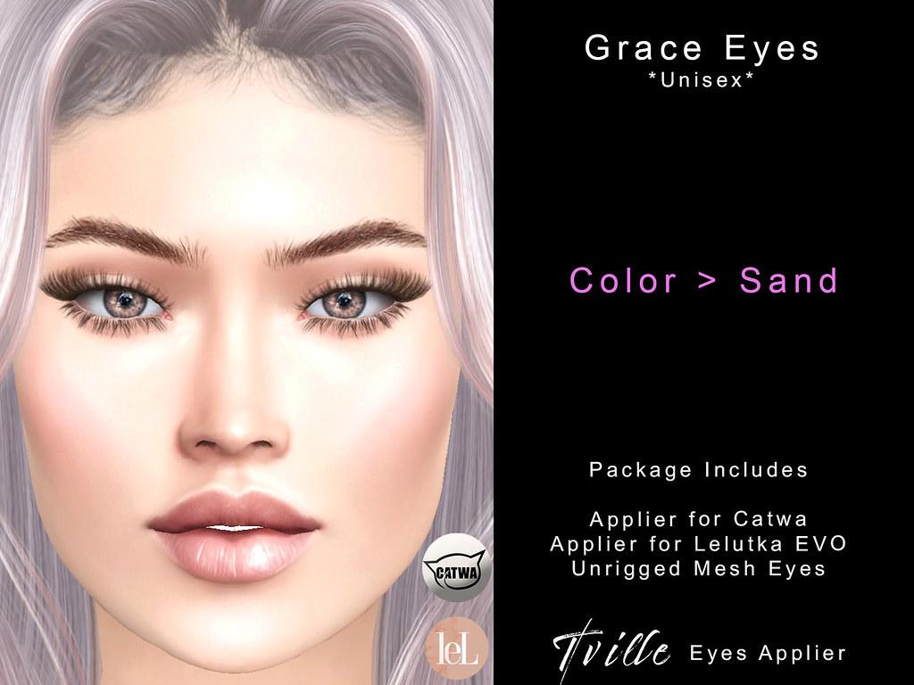 Tville - Grace Eyes *sand*