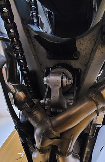 GSX-R1100W genuine exhaust