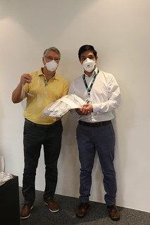 Rotary Club doa equipamentos de proteção individual à FCM/Santa Casa de SP