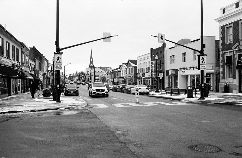 Downtown Oakville New Crosswalk_