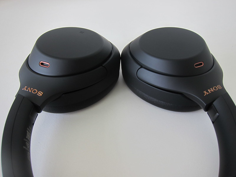 Sony WH-1000XM4 - Top