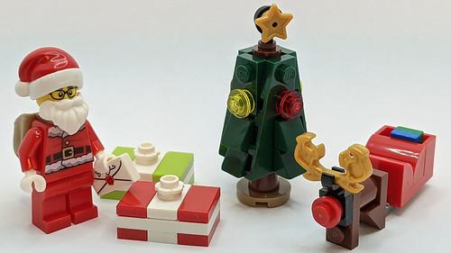 LEGO City Advent 2020 Christmas