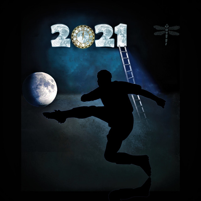 fitting farewell to 2020 . . .
