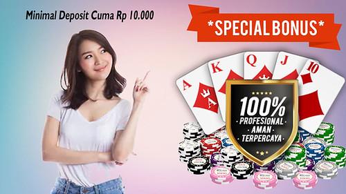 Situs Poker Online Indonesia Deposit Termurah