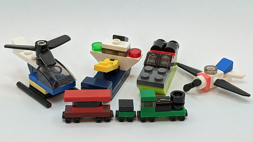 LEGO City Advent 2020 Other Vehicles