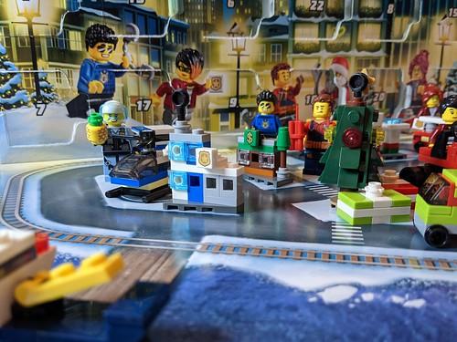 LEGO City Advent 2020 Recap 1