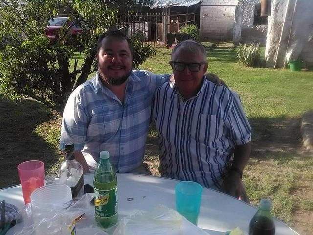 Papá y yo