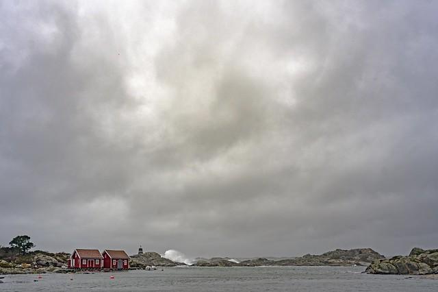 Stormy day kl. 12- 27.12.2020