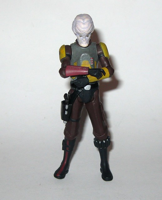 sergeant bric star wars the clone wars blue black packaging mailaway offer exclusive basic action figures 2010 hasbro i