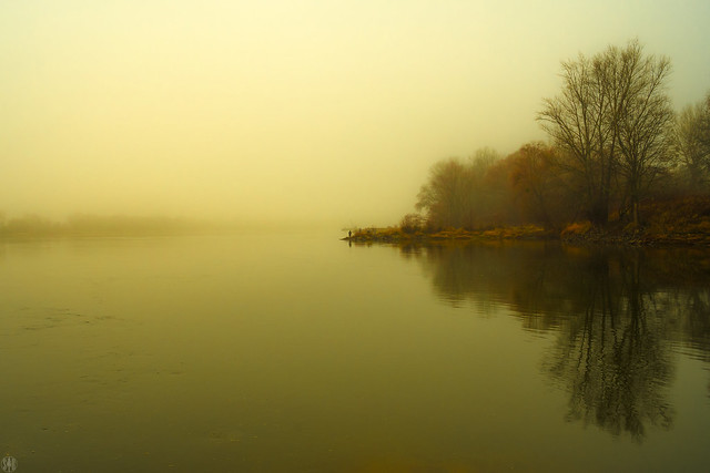 Misty December
