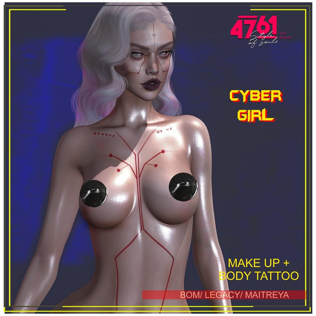 4761 – Cyber Girl