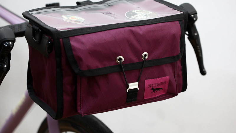 SWIFT INDUSTRIES / Paloma Handlebar Bag / Various Colors
