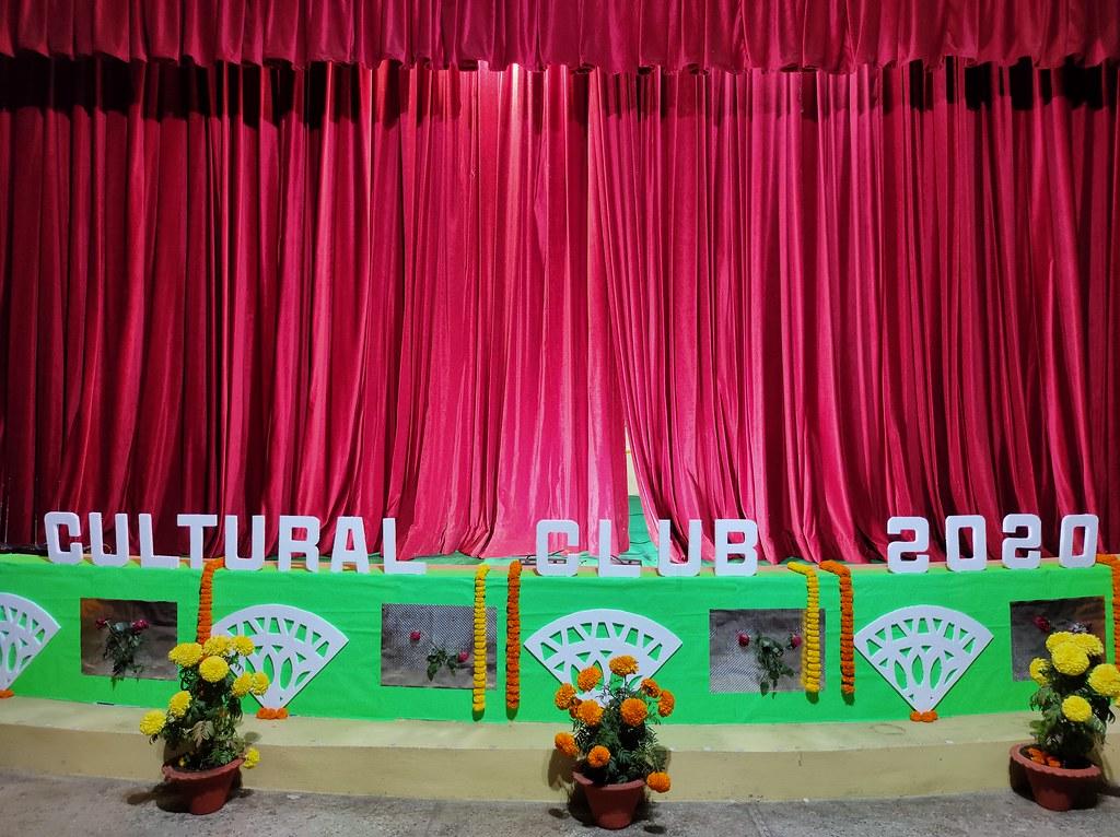 Staff Cultural Club 1