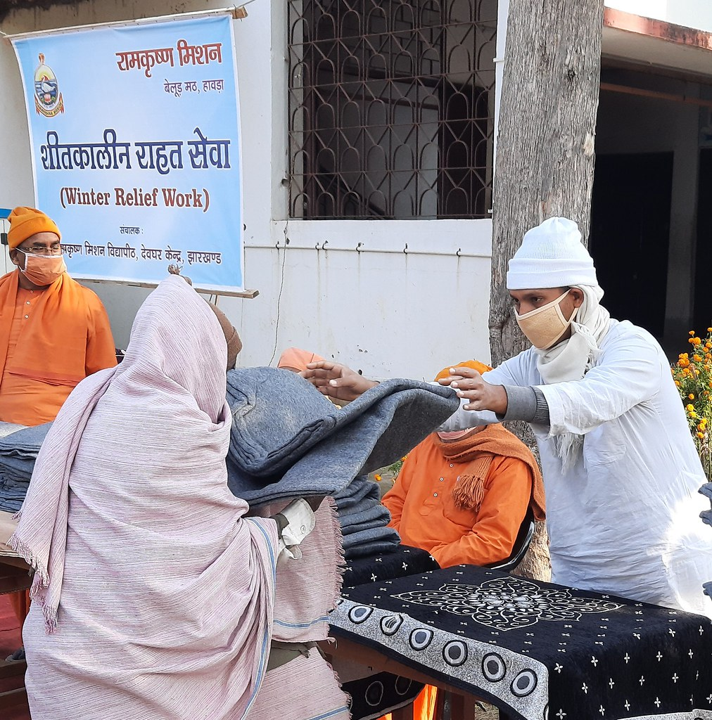 Blanket Distribution 3rd Day (41)
