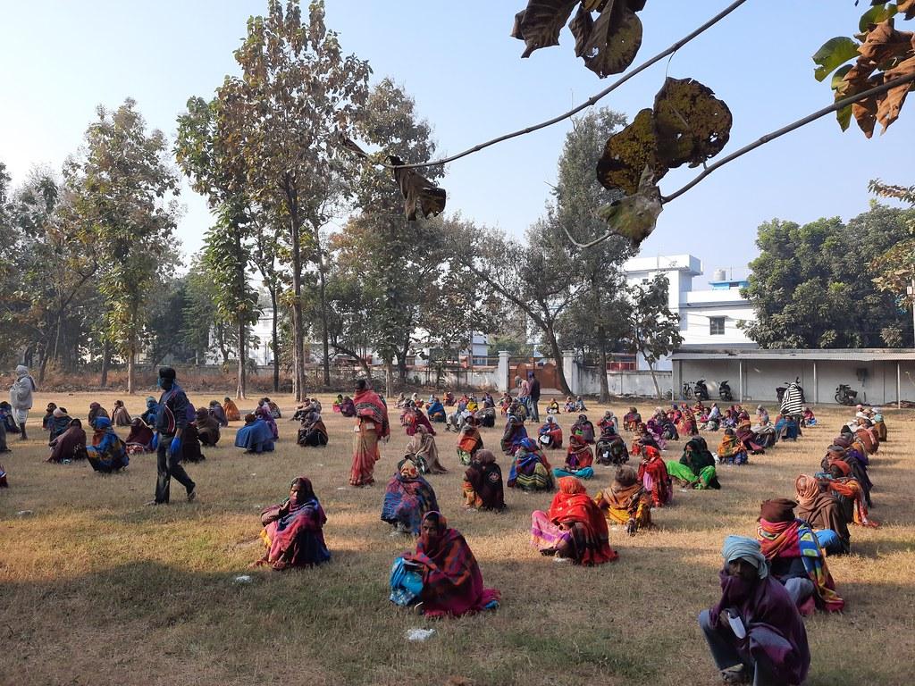 Blanket Distribution 3rd Day (7)