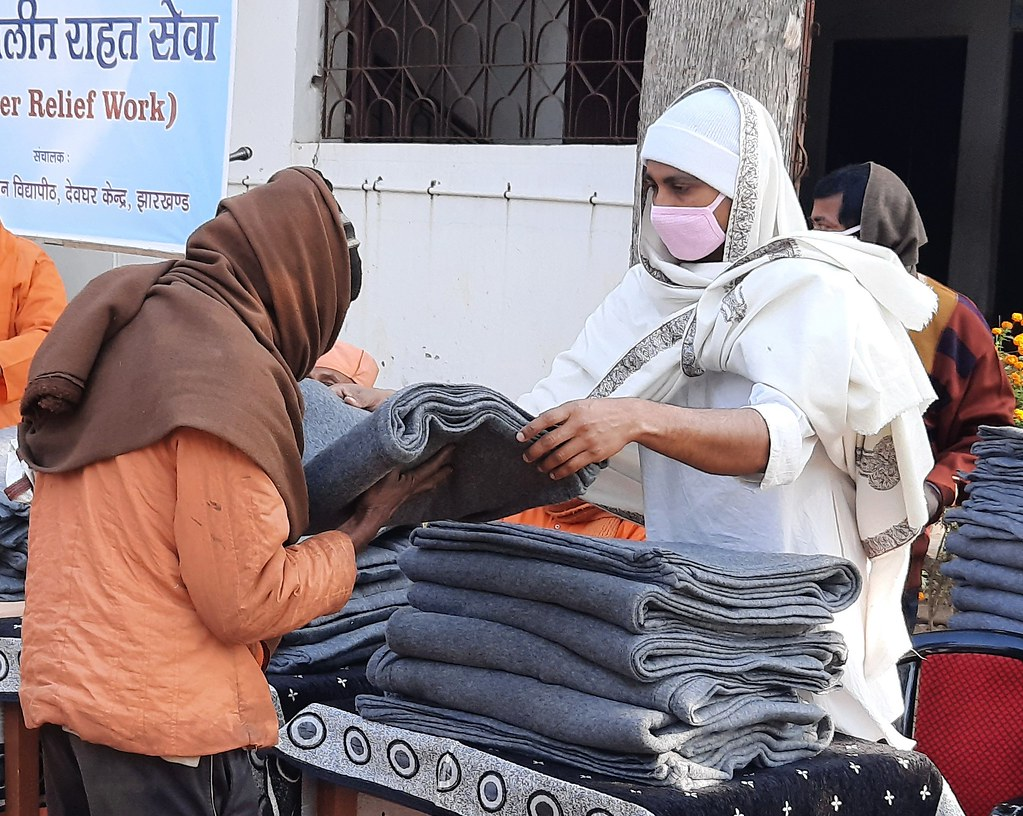 Blanket Distribution 3rd Day (36)